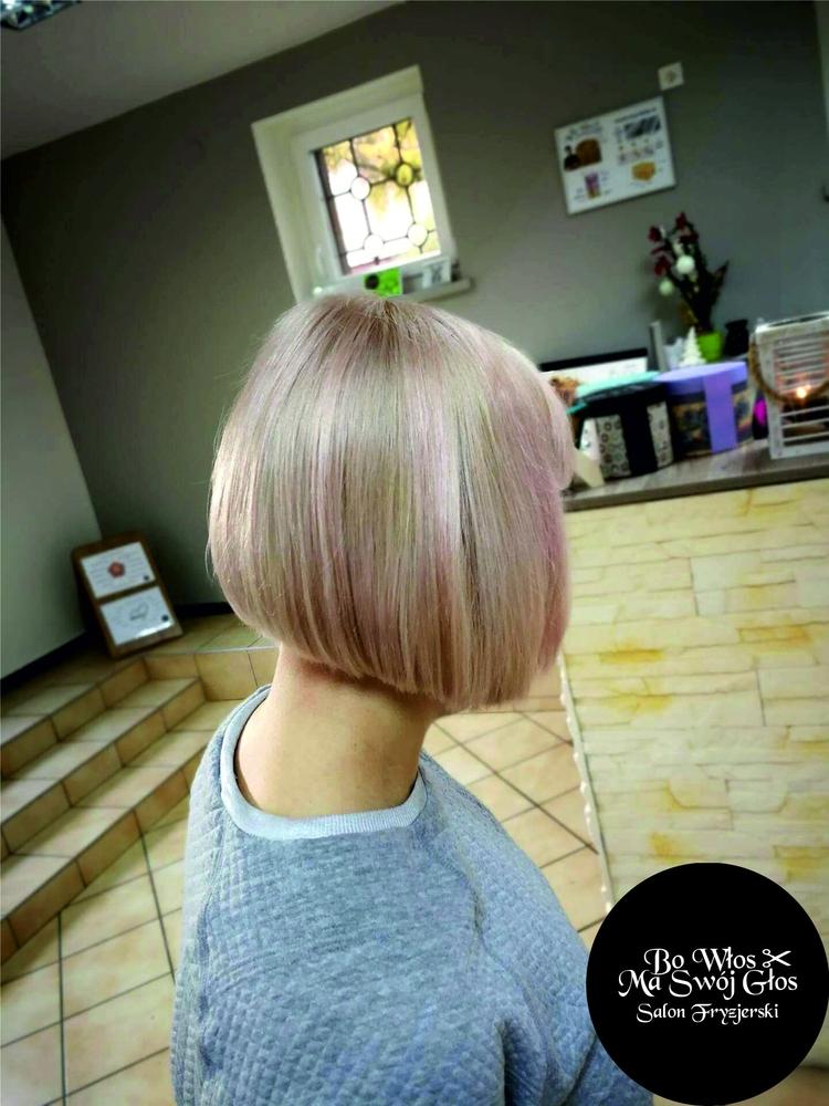 Cutting, color Łukasz Sabela - bowlosmaswojglos | ello