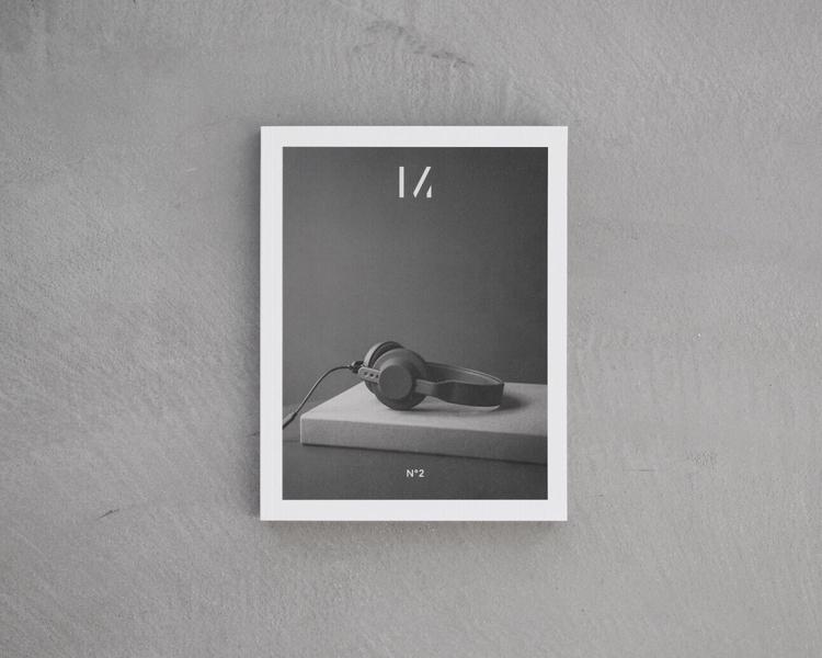 printed magazine, Minimalissimo - minimalissimo | ello