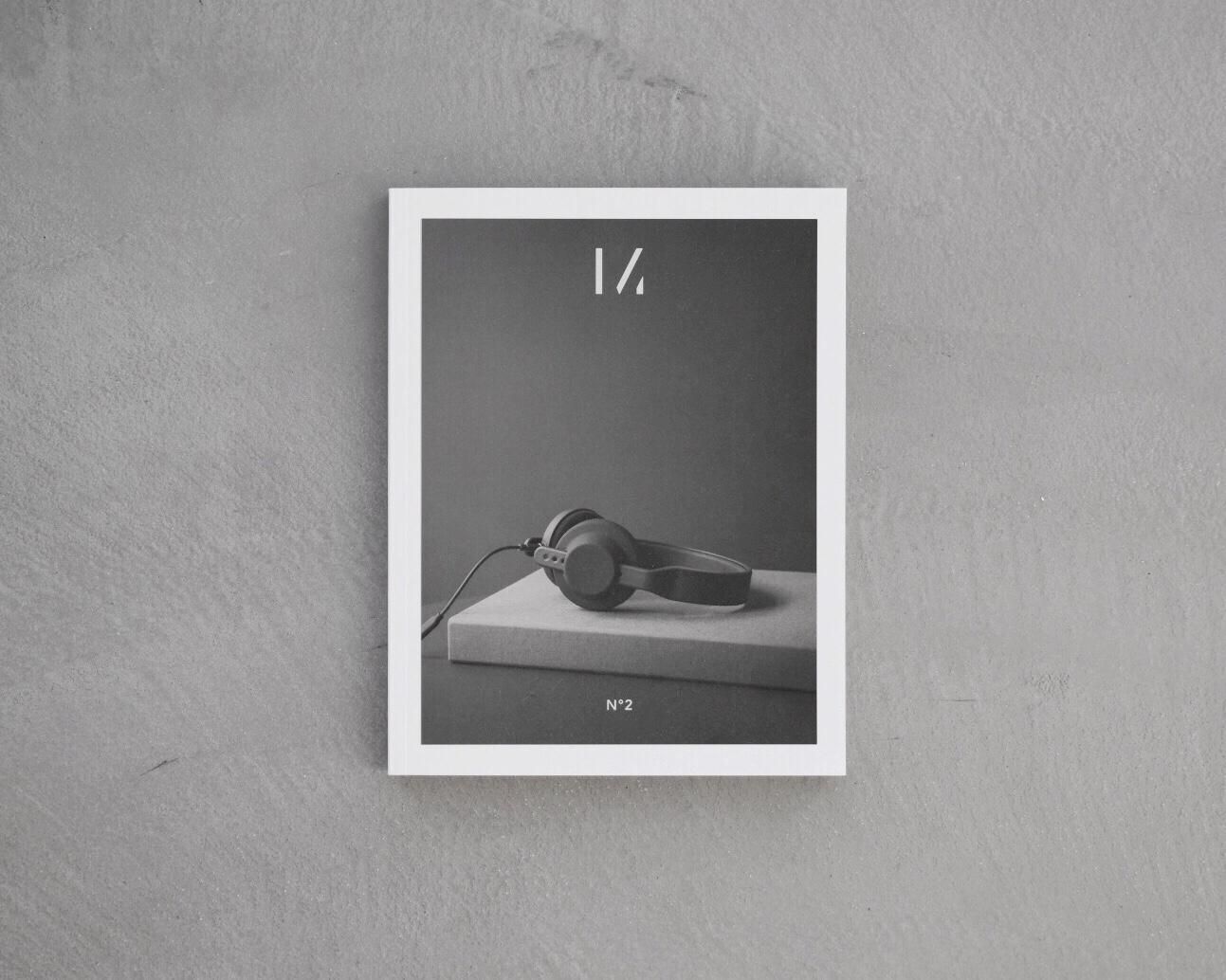 printed magazine, Minimalissimo - minimalissimo   ello