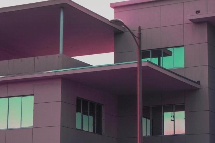 linear - minimal, architecture, geometric - kylie_hazzard_visuals | ello