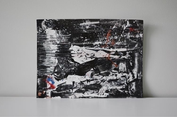 02 - acrylic, painting, modern, modernart - roberthaverly | ello