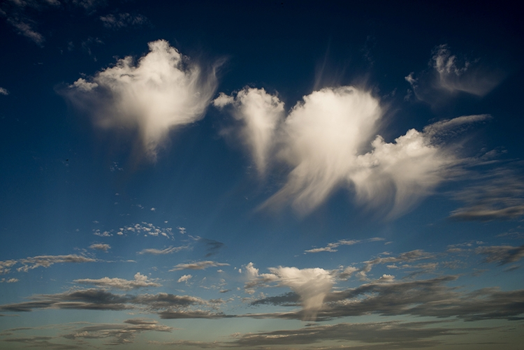 clouds Salton Sea, California - frankfosterphotography | ello