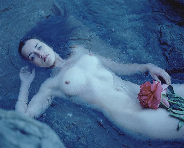Photographer: Cécile André Make - darkbeautymag | ello