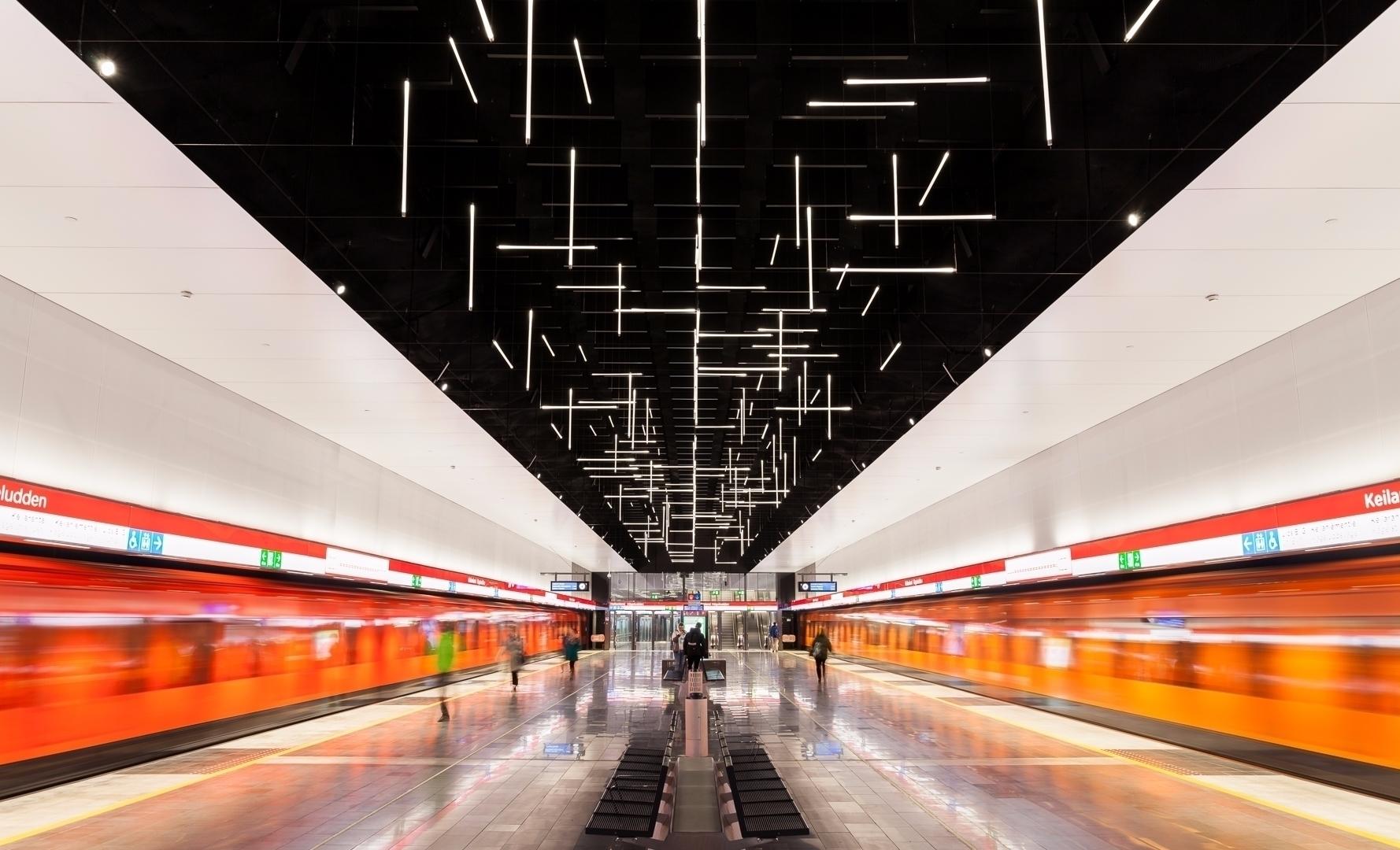 Keilaniemi - photography, metro - anttitassberg | ello