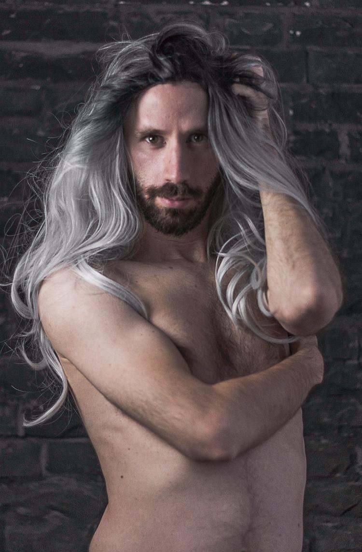 portrait upcoming art-performan - gabou | ello