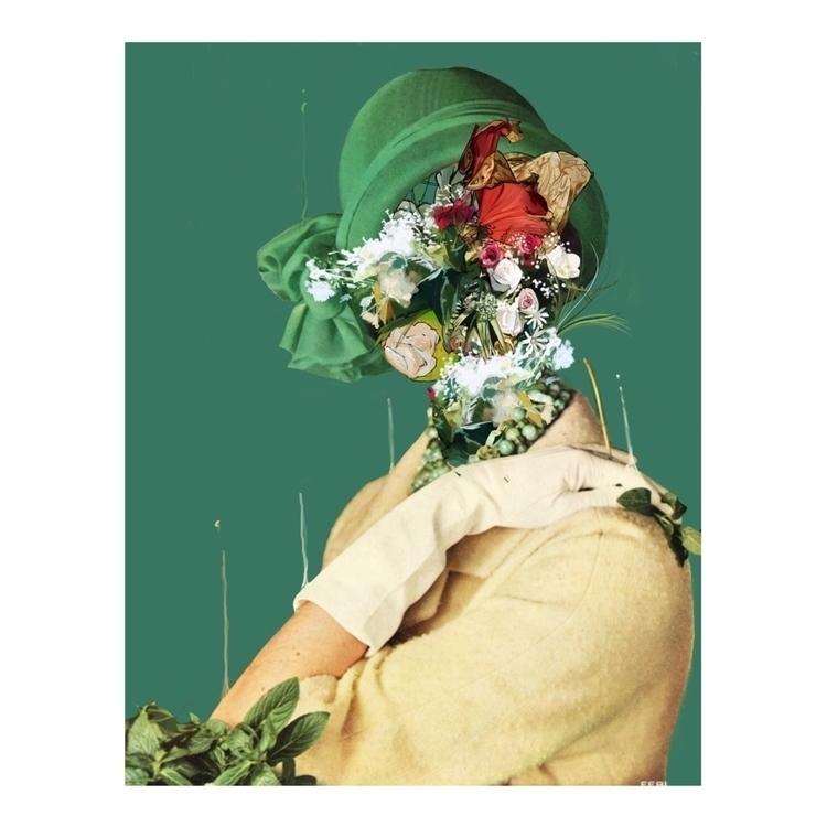Vogue Nature 3/3 Collage digita - fmonroyr | ello
