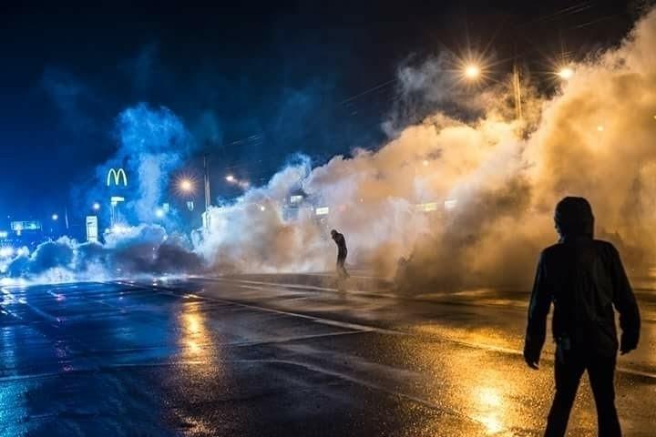Ferguson riots - leoyork84 | ello