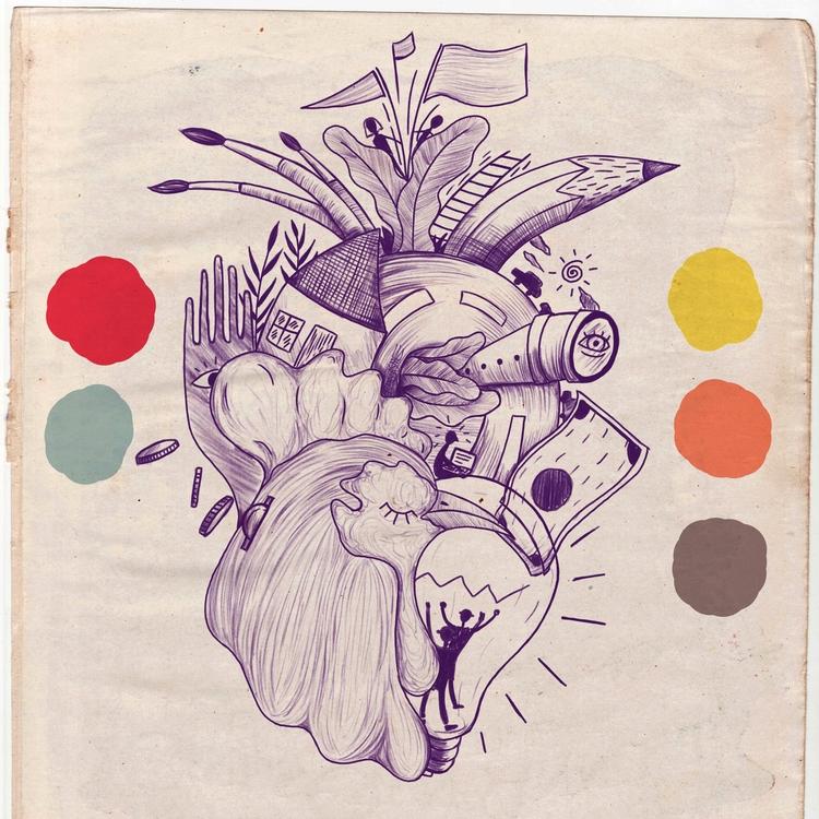 GENIT HEART, progress - art, drawing - ranggasme | ello