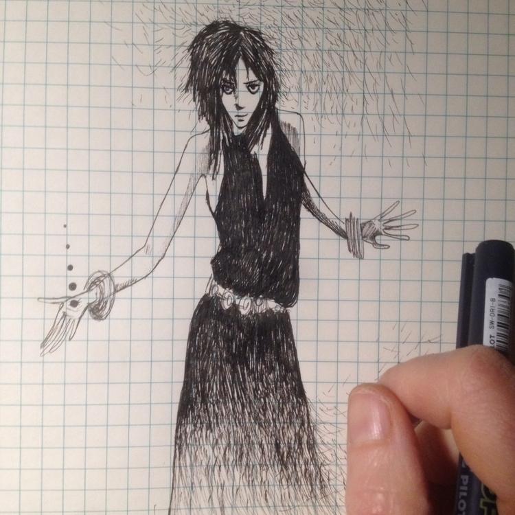 Black ink loose sheet math stuf - lamaskarad   ello