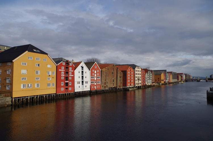 Trondheim - Norwegen - brummi | ello