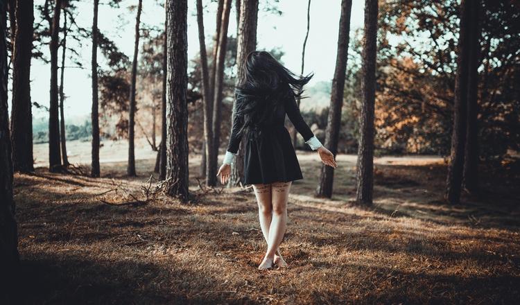 "Woods"" — Photographer: HellFox  - darkbeautymag | ello"