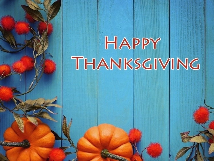 Wishing happy blessed - Thanksgiving. - paulgoade | ello