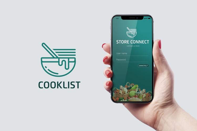 Working Cooklist app - kishoresks | ello