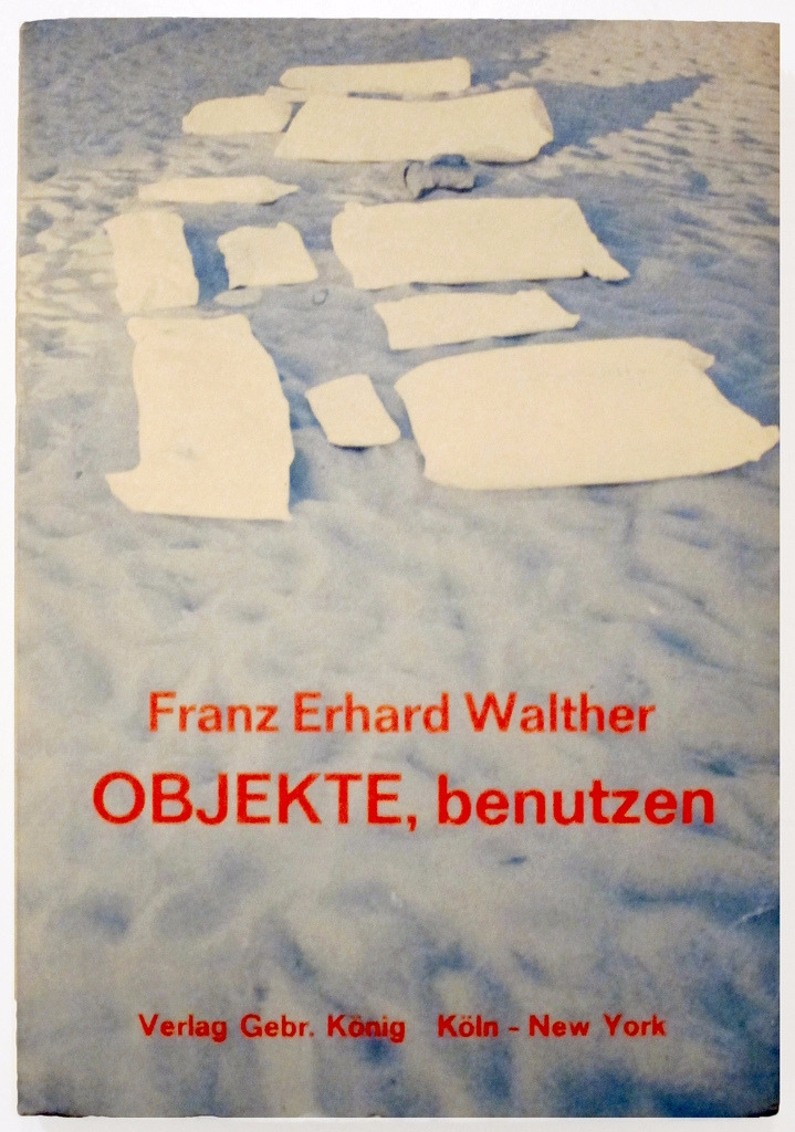 Franz Erhard Walther, OBJEKTE,  - modernism_is_crap | ello