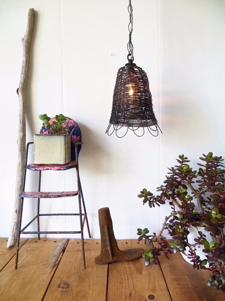 lamp, lighting, maker, handmade - chareststudios | ello