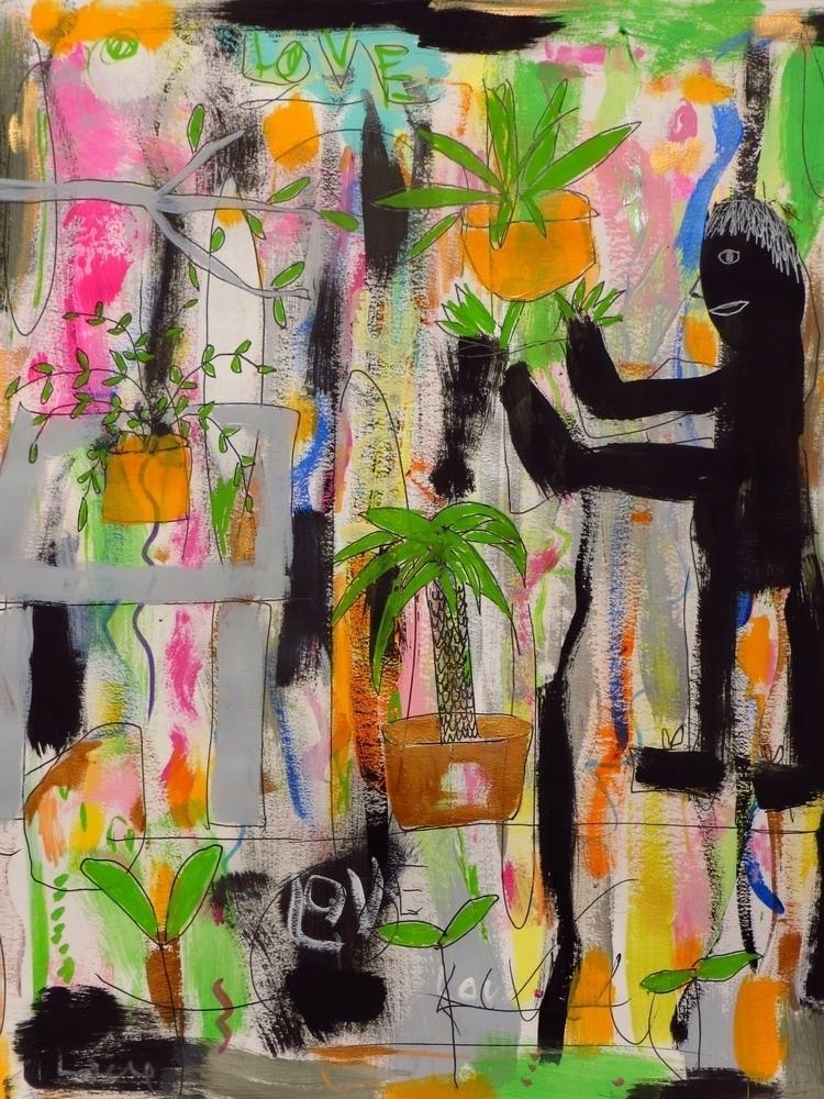 Plant Doctor 14 17 painting mix - chareststudios   ello