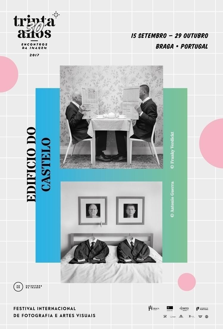 posters Encontros da Imagem exh - misterunknown | ello