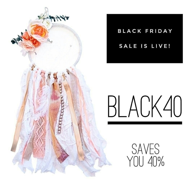 Black Friday sale LIVE! code BL - lsdreams | ello
