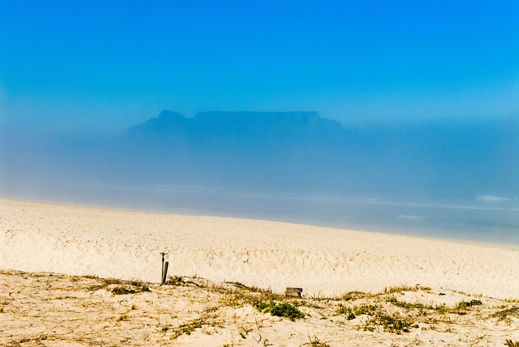 Table Mountain blue sunny day B - christofkessemeier | ello