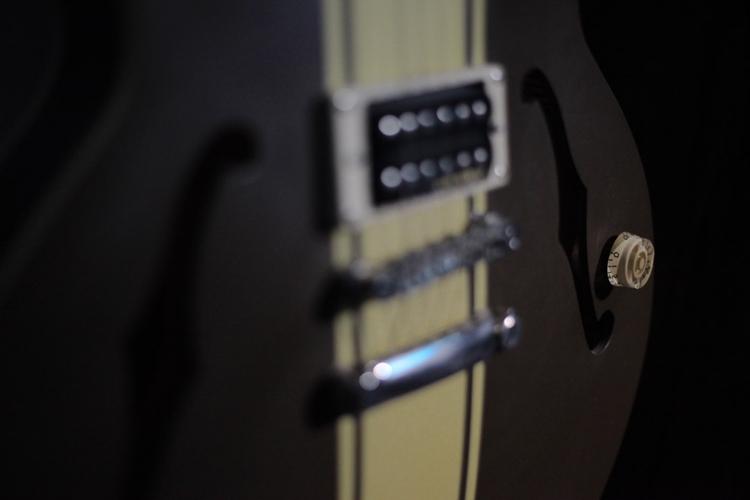 knob - guitar, gibson - scappiamosuaberlino | ello