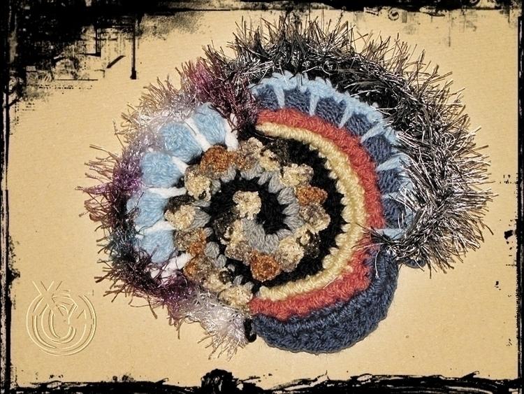 crochet designs freeform - fashion - paraxeno | ello