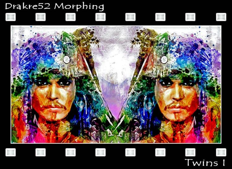 Twins Morphing. Film: Page - drakre52 | ello