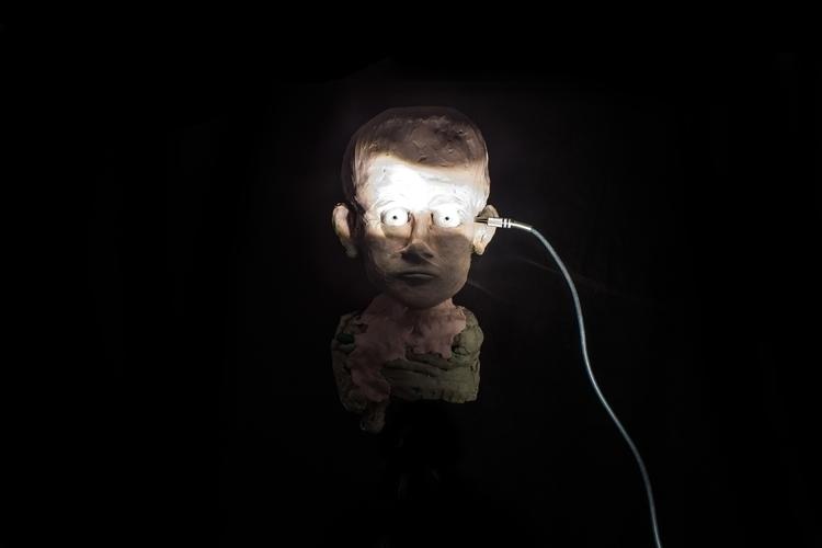 UNTERBASSmitlicht Portrait Unkn - hypertrashwonderland | ello