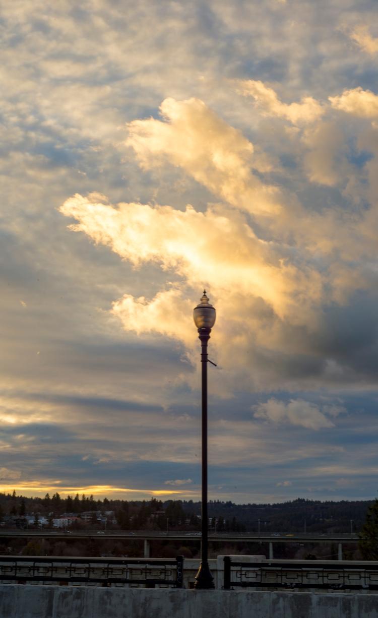 Washington post - Spokane, sunset - usnrmustang | ello