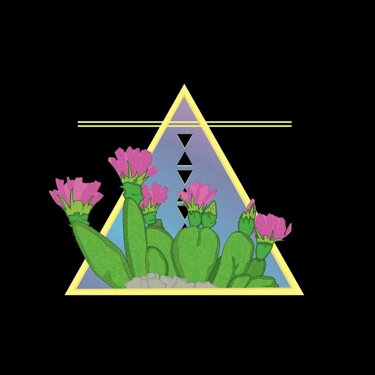 Beavertail Cactus :cactus:- Vec - jsmut | ello