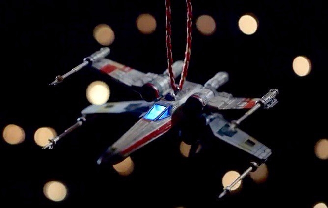 interactive Star Wars holiday t - bonniegrrl | ello