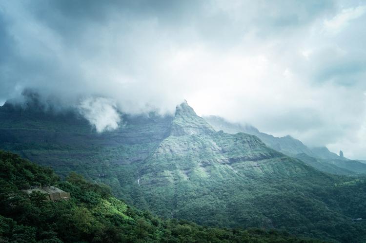 Paradise Regained - landscape,, Green, - sat1974 | ello