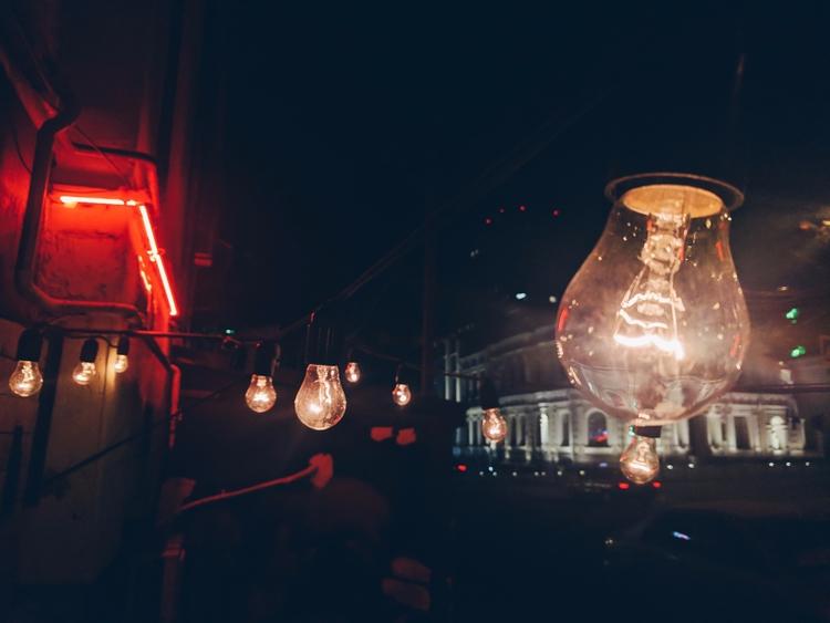 neon, light, lamp, street, phonephoto - oblepiha | ello