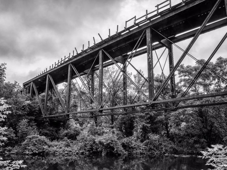bridge lehigh river - salsal | ello