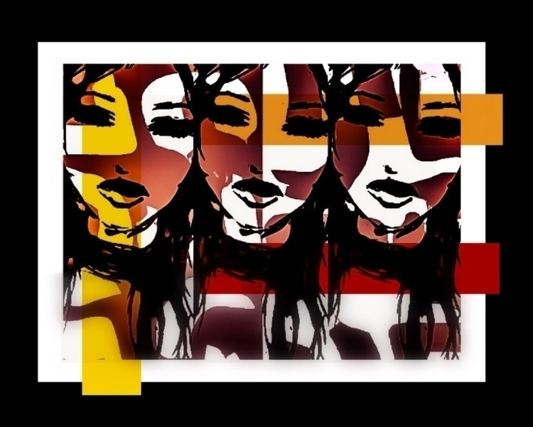 Submitted Artist Invites Social - burstoflove | ello