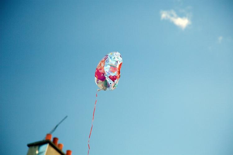 Message balloon (Paris, France - alexosinho   ello