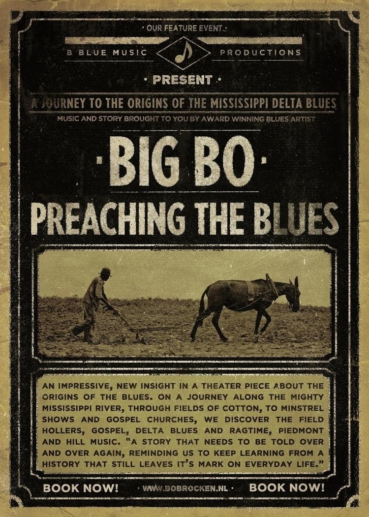 BIG BO - Authentic Blues 2018/2 - bobrocken | ello