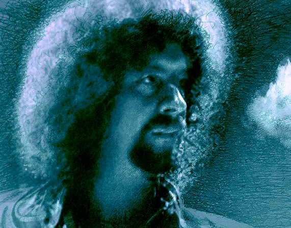 Jeff Lynne - early seventies pe - alanbrooksart | ello