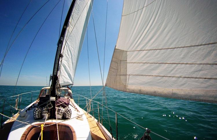 sailing, photography, segeln - sonnensegler | ello