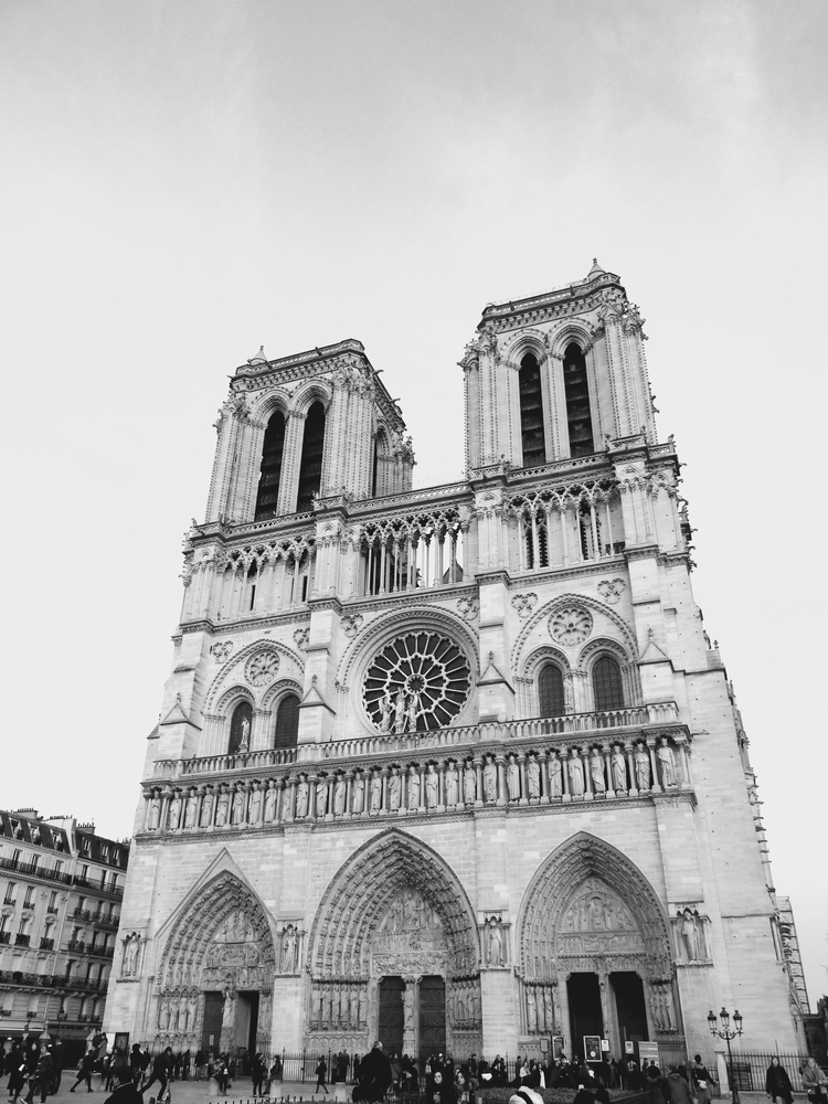 Cathédrale Notre-Dame de Paris - zainqardan | ello