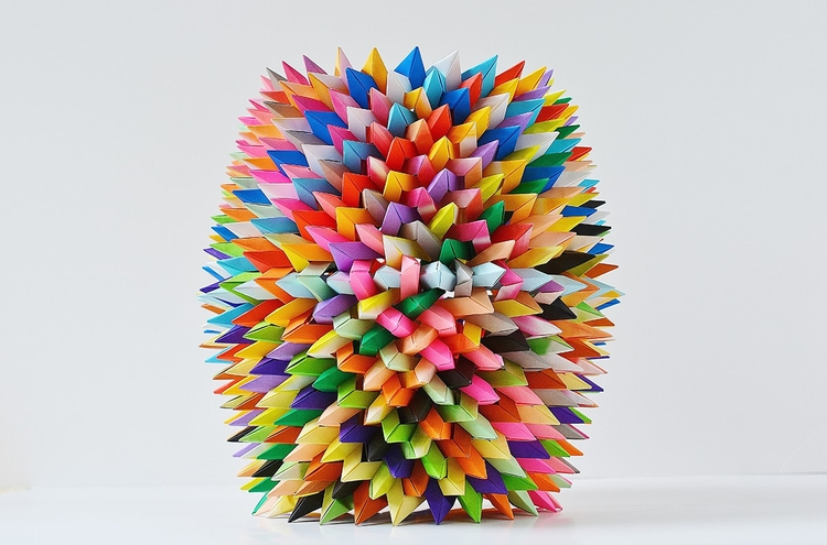 Fold Byriah Mind-Blowing Modula - origamidotme | ello