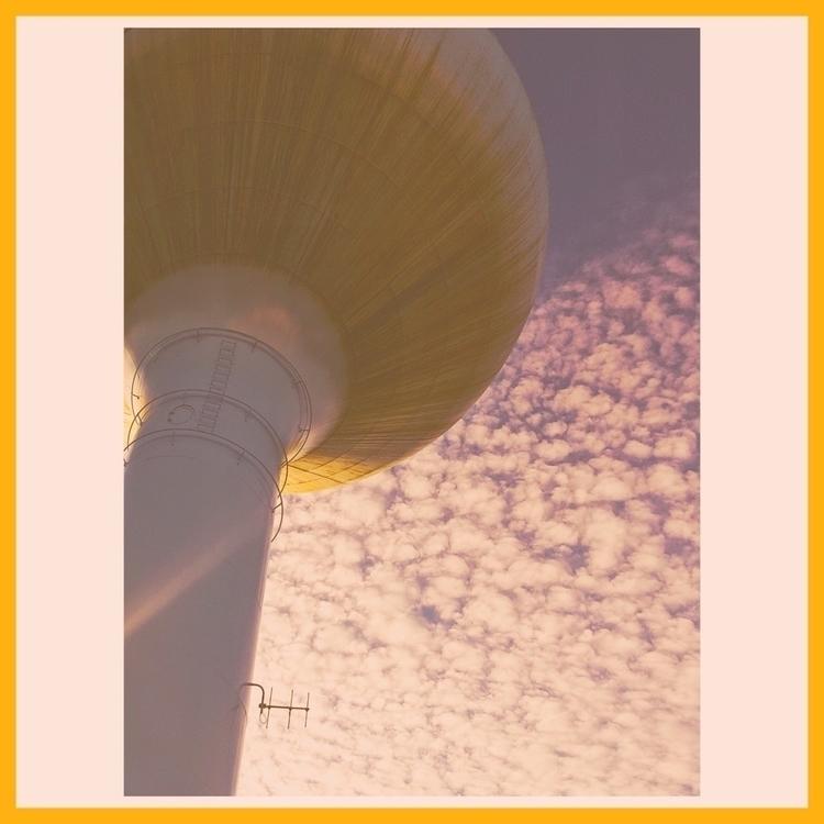 water tower - instasizeapp, vsco - stricker71 | ello