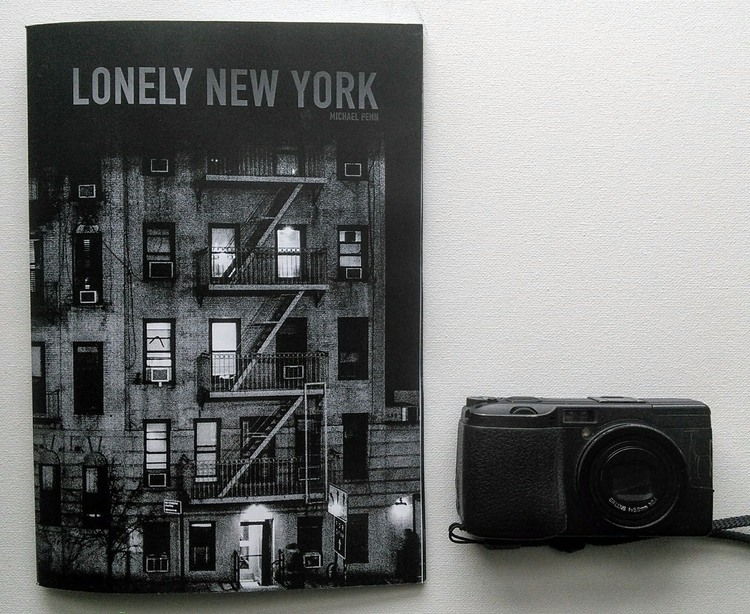 Lonely York 7x10 zine featuring - michaelpennphotography | ello