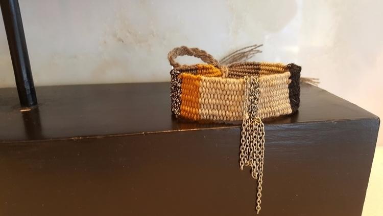 woven bracelet - 2 - woodrowandco | ello