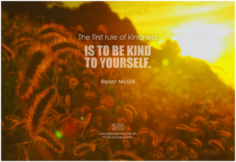 rule kindness kind Bryant McGil - symphonyoflove | ello