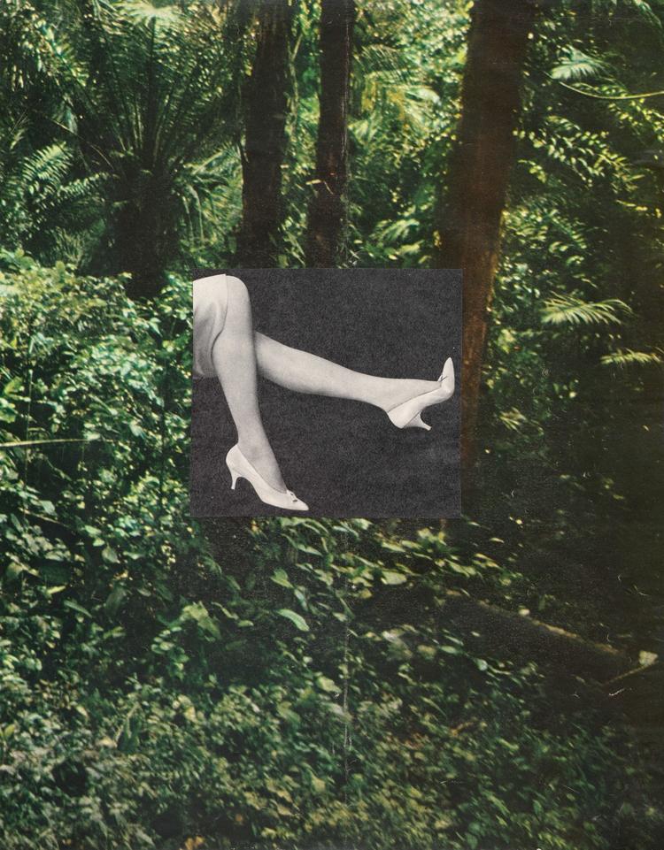 Sous bois - 25,7x33 cm Paper co - claire_martine_ | ello