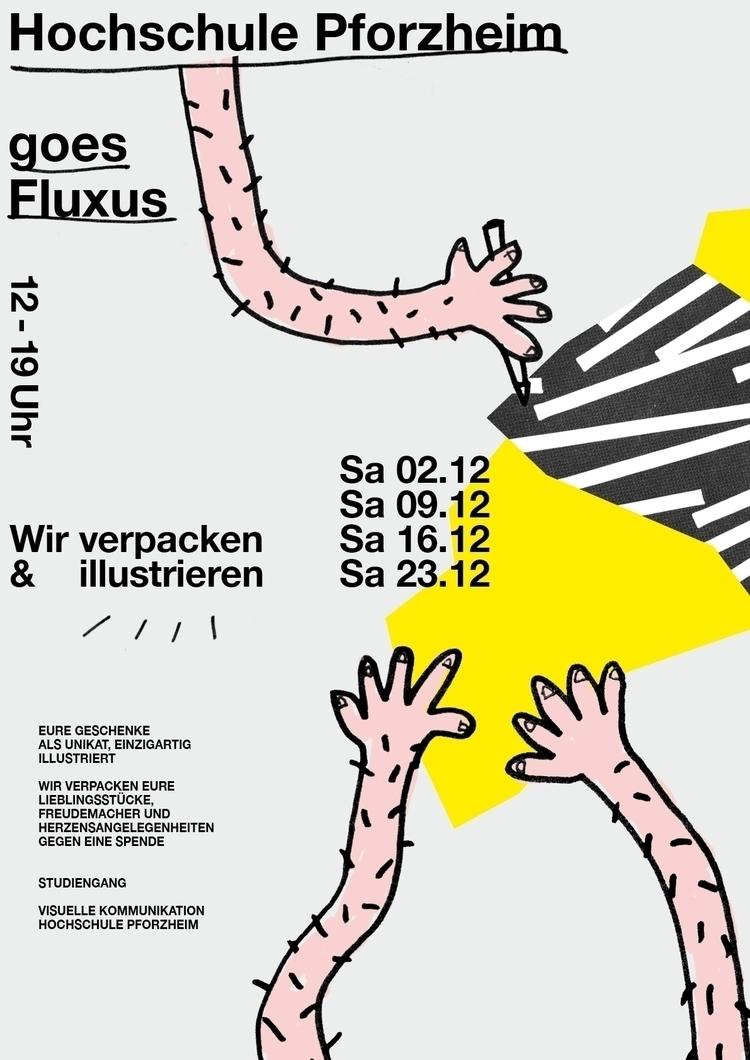 poster FLUXUS / Temporary Conce - staffienvivi | ello