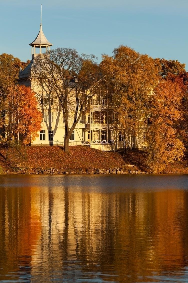 Villa Kivi - photography, landscape - anttitassberg | ello