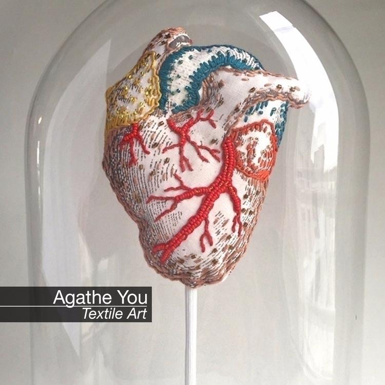 Discover Textile Art Agathe Mon - velvetandpurple | ello