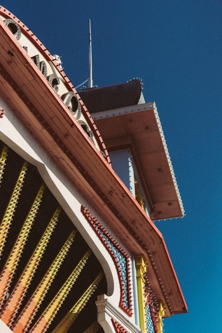 Luna Park :sunny:️ - framedvisuals | ello