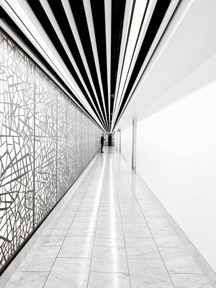 Canary Wharf - architecture, perspective - mike_n5 | ello